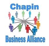 Chapin Business Alliance logo