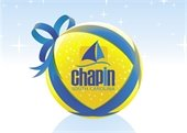 Chapin logo Christmas ornament